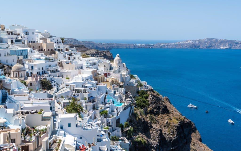 Cheap Destination to Travel - Santorini, Greece