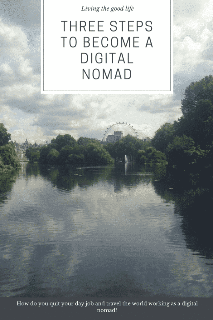 Living the Good Life_ Three Steps to Become a Digital Nomad (Photo of London, England)