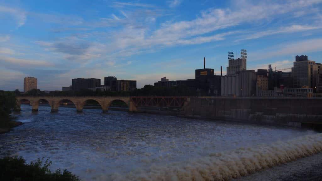 Xcel Hydro Generating Facility, Minneapolis, MN