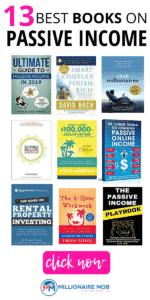 Best Books on Passive Income
