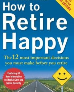 How to Retire Happy best retirement books