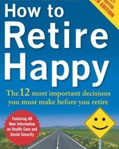 How to Retire Happy best retirement books