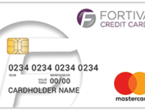 example of Fortiva Credit Card